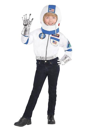 Kostumplanet Astronauten Kostum Fur Kinder Astronauten Ausweis