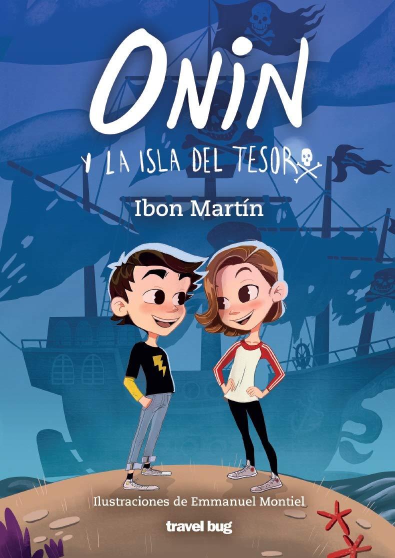 Onin Y La Isla Del Tesoro: Amazon.es: Martín, Ibon, Martín, Ibon ...