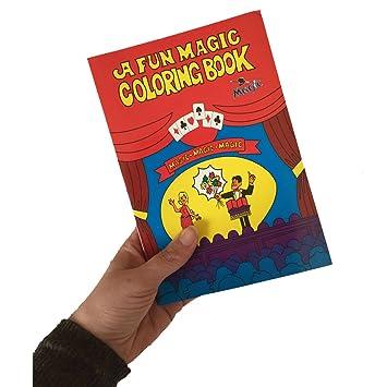 Magic Colouring Book Trick 3 Way | Easy Magic Prop | Close Up ...