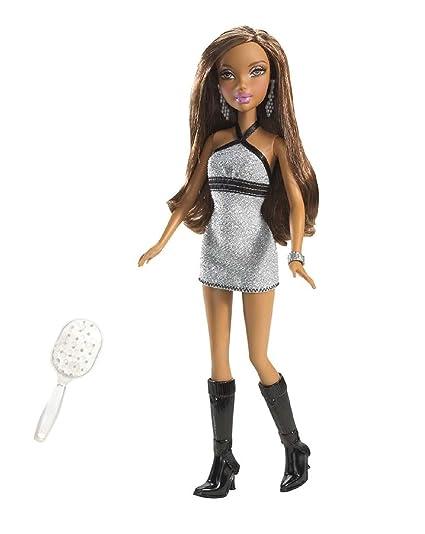 Amazon.com: Barbie Mi Escena Club Night Madison/Wesley ...