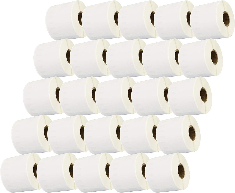 12mm x 24mm Cartridges Kingdom 3 Rotoli 11353 S0722530 Etichette per DYMO LabelWriter 4XL 450 400 330 320 310 Duo//Turbo//Twin Turbo Seiko SLP 450 430 420 400 200 100 1000 Etichette//Rotolo