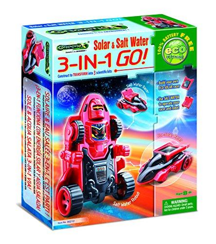 3 in 1 solar robot - 6