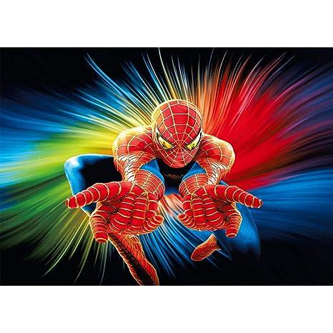Mesa De Pastel Para Baby Shower.Fondo De Vinilo Para Fotografia Cumpleanos Spiderman 7 X