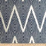 Arts & Crafts : Lacefield Designs Lacefield Bali Chevron, Navy Chalk