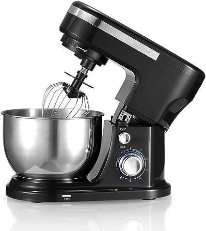 PRIXTON KR200 - Robot Cocina/Batidora Amasadora de Reposteria con ...