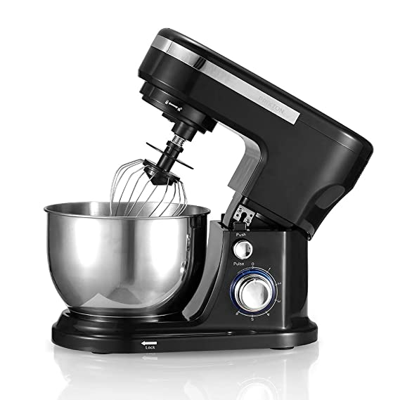 PRIXTON - Robot Cocina/Batidora Amasadora de Reposteria con ...
