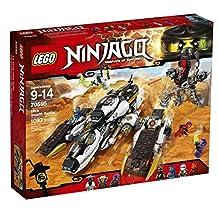 LEGO Ninjago 70595 Ultra Stealth Raider Building Kit (1093-Piece)
