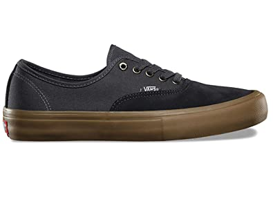 Amazon.com | Vans Men's Authentic Pro Skate Shoe Asphalt Gum Size 10 ...