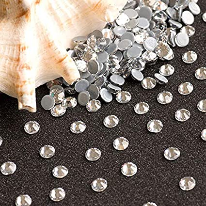 ASTONISH YANRUO 2058HF Clear AB Rhinestone Hot fix Strass Hotfix Stones and Crystals  Rhinestone for Clothing 8f0ce1e1fbaf