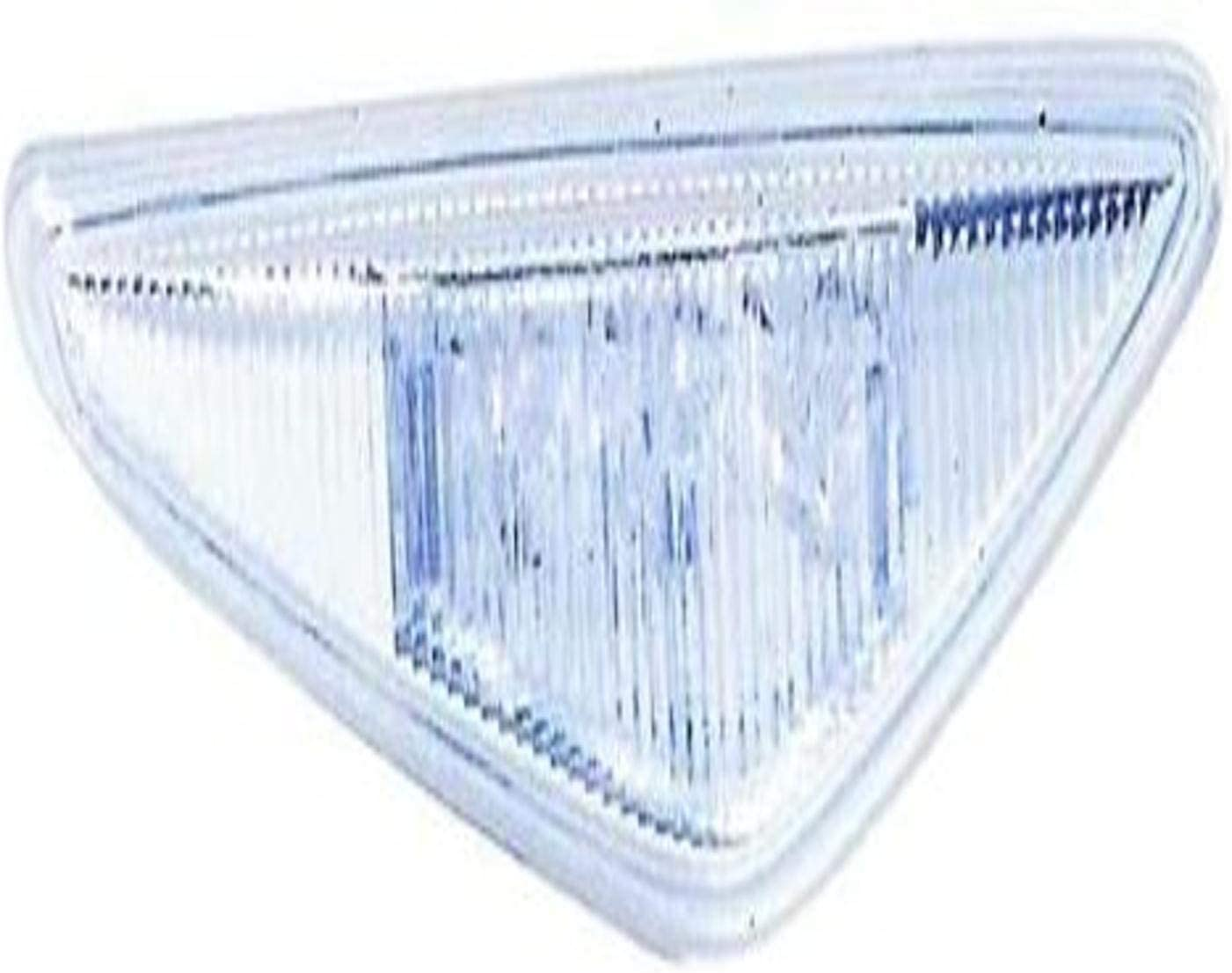 Depo 444-1406R-AQ-C BMW 3 Series Passenger Side Replacement Side Repeater Light Assembly