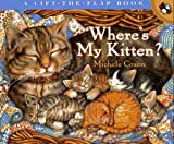 Where's My Kitten?, Michele Coxon, 0140559078