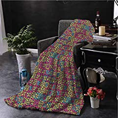 This blanket is made of super soft flannel material. It has a good touch, warmth and durability.   Suitable for indoor and outdoor use. Suitable for all seasons.   Features    - 100% microfiber fabric, soft and warm   - Lightweight, easy to c...