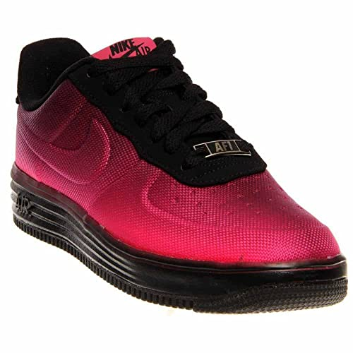low cost bce8d 756c4 Nike Lunar Air Force 1 VT Mesh (GS) Girls Basketball Shoes 599232-600