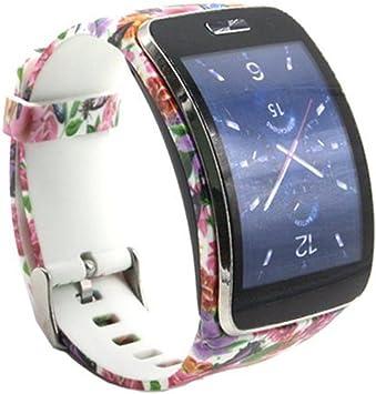 Fit-power - Correa de Repuesto para Reloj Inteligente Samsung ...
