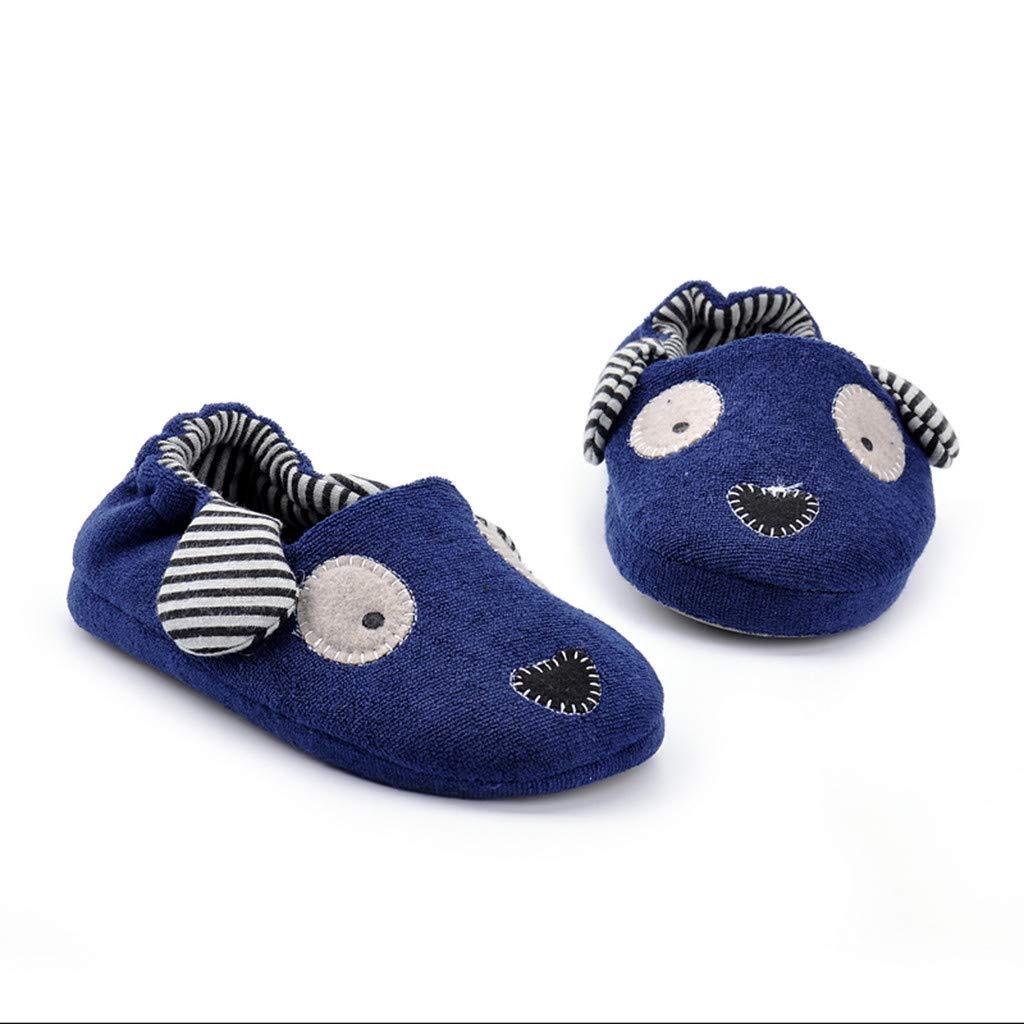 Morbuy Zapatos de Bebe Polar Fleece Primeros Pasos, Niño y Niña Recién Nacido Cuna Suela Blanda Antideslizante Zapatillas: Amazon.es: Ropa y accesorios