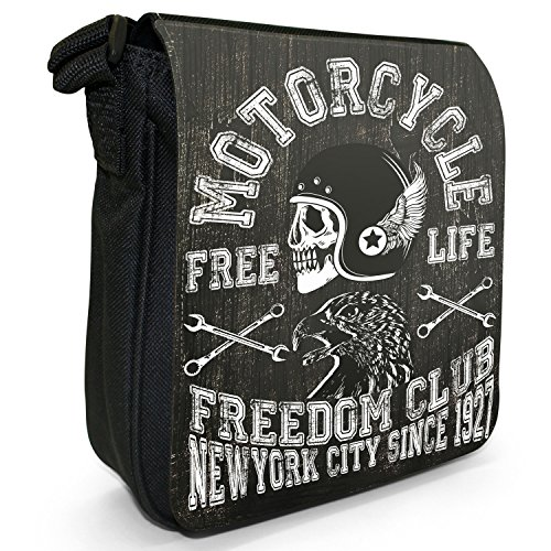 Snuggle bandoulière Sac Freedom pour Fancy Free A Life femme Motorcycle CqZUFF