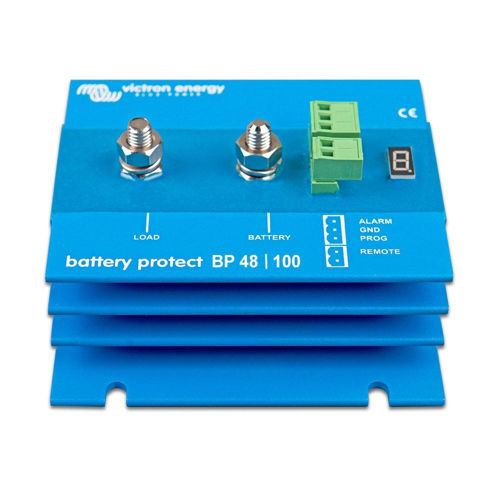 Battery protect 12v/24v - 65a - victron energy BPR000065400