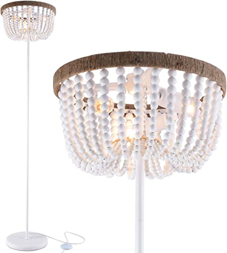 VILUXY Boho Floor Lamp