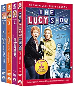 The Lucy Show: Four Season Pack