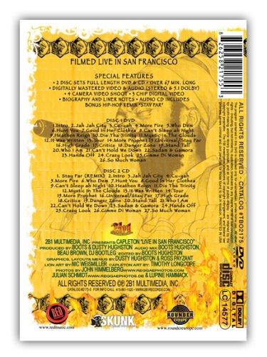 Capelton: Live in San Francisco (DVD + CD)