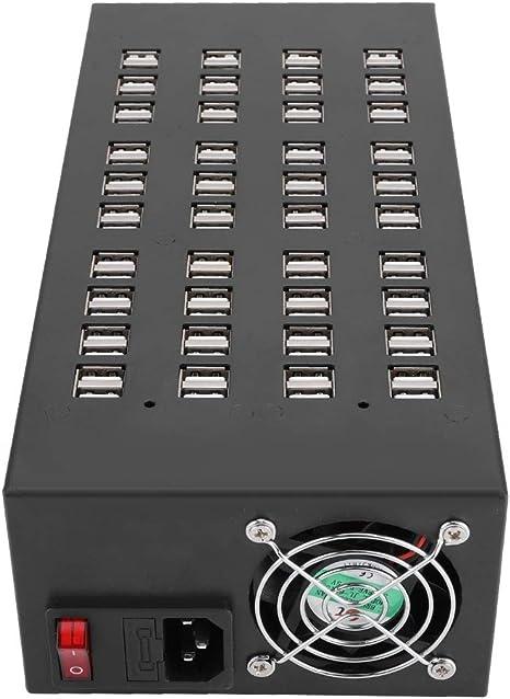 Amazon.com: Estación de carga USB, cargador rápido de alta ...