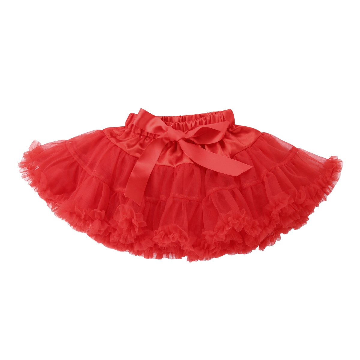One opening Newborn Baby Girl Lace Skirt Infant Girls Floral Party Tutu Lace Dress Skirt Girls Dance Tutu Pettiskirt 0-24M 0-24 Months)