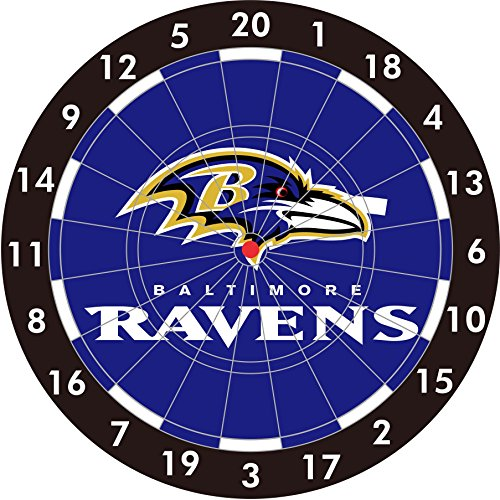 Baltimore Ravens Dart - 4