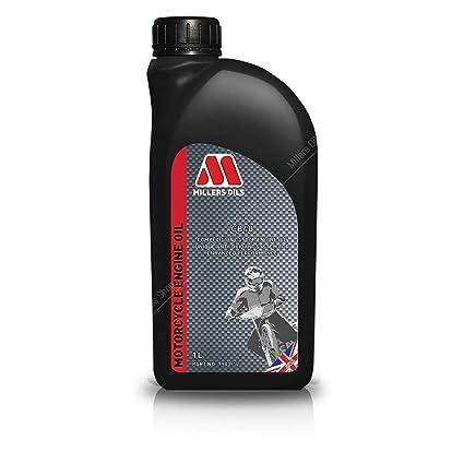 Millers Oils CB40 SAE 40 Aceite de Motor de ricino de ...