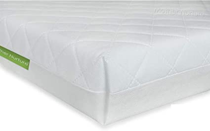 Junior Cot Mattress 95 x 65 x 13 Cm Extra Thick Deluxe Foam Travel Cot MATTRESS