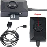 Techno Electronics Min Power Bank Hd Spy Dvr Hidden Camera 2 Meter Line Usb Cable Buttons Video Recorder Cam With Car Non Slip Anti Skid Dashboard Mat