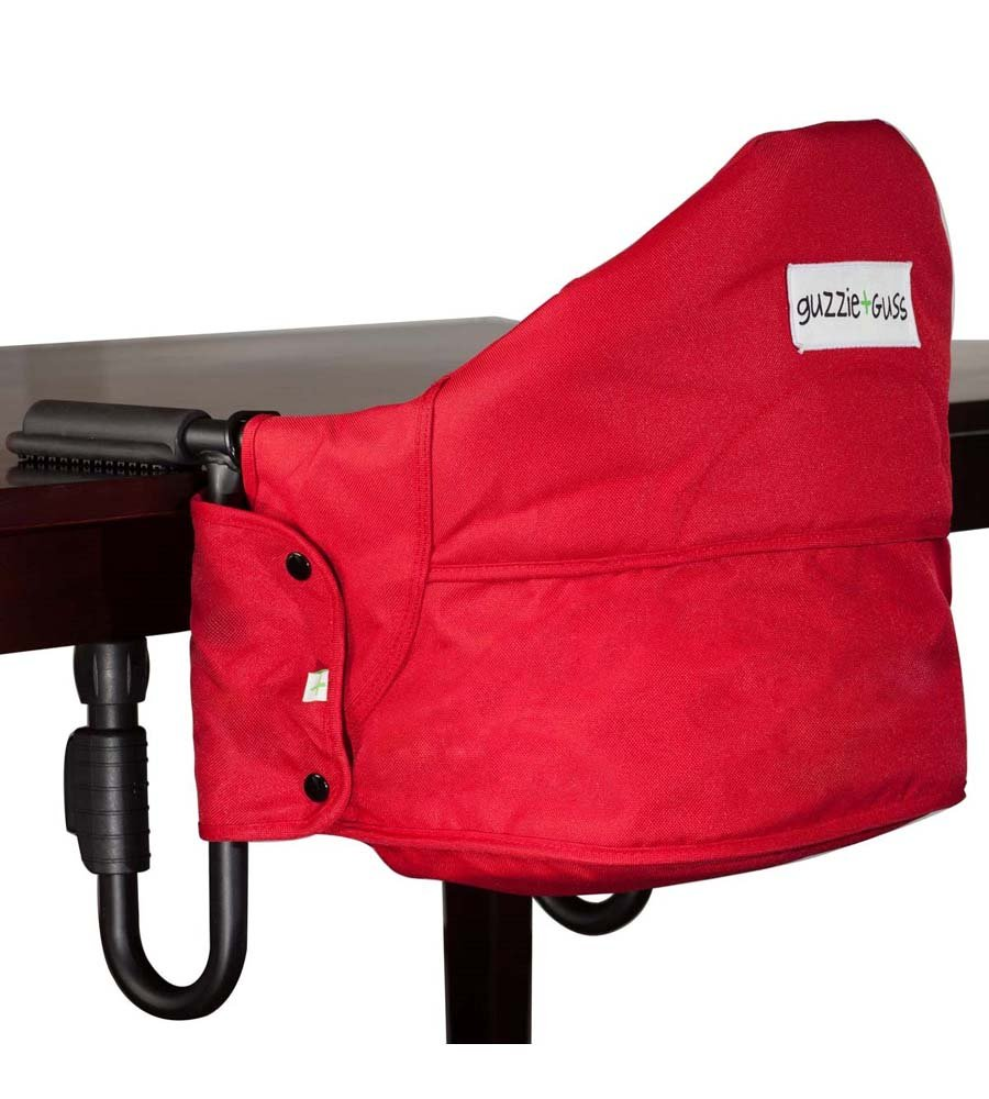 guzzie+Guss G+G201 Perch Table Chair, Red G+G201Red