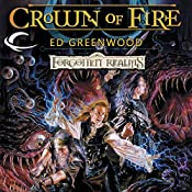 Crown of Fire: Forgotten Realms: Shandril's Saga, Book 2 | Ed Greenwood