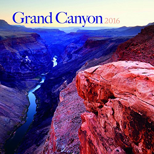Turner Grand Canyon 2016 Wall Calendar (8940024)