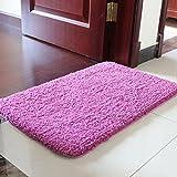 Simple And Creative Kitchen Bedroom Anti-Slip Doormat 60*90cm