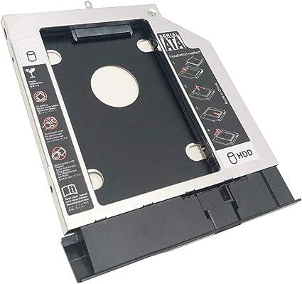 2º HDD SSD Marco óptico Adaptador de Disco Duro para Lenovo B50 ...