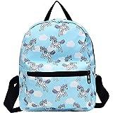 Veenajo Cute Preschool Unicorn Backpack Kindergarten Toddler Daypack Bookbag for Boys Girls (Onesize, Blue)