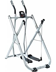 SportPlus Air Walker – Nordic Walker Machine with Training Computer – Max. User Weight 100 kg – Foldable
