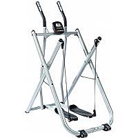 Sportplus SP-NW-004 - Crosstrainer/Nordic Walker/Stepper Marche Nordique - Ordinateur de Contrôle - Pliable et ultra Compact - Poids de l'Utilisateur jusqu'à 100kg - Normé EN ISO 20957