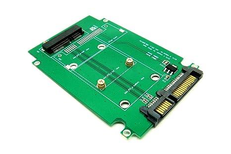 Sintech Mini PCI-E sata ssd a sata adaptador para Asus Eee PC 1000 ...