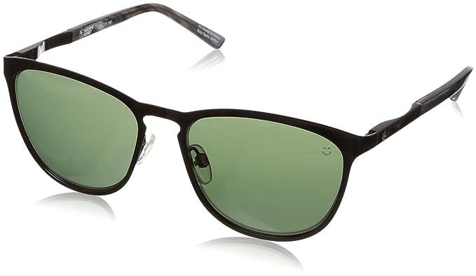 aee22bdf22952 SPY CLIFFSIDE BLACK BLACK MARBLE - HAPPY GRAY GREEN SUNGLASSES at ...