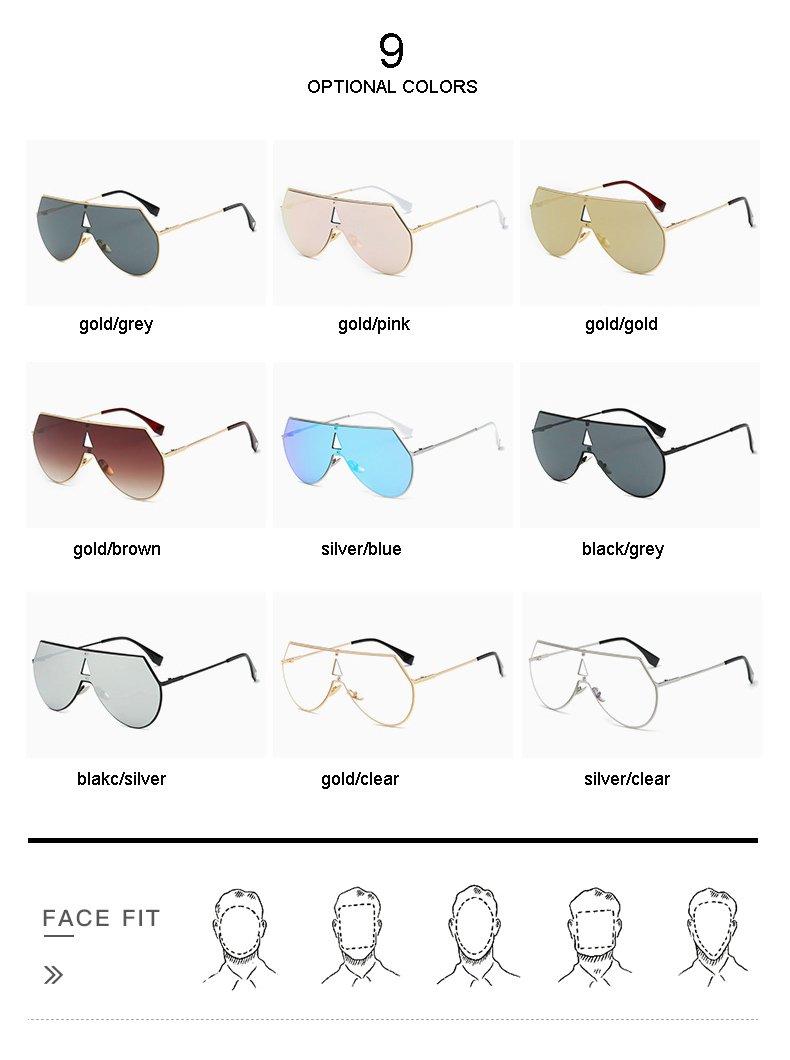 Amazon.com : Buildent Cool Fashion Steampunk Sunglasses Men ...