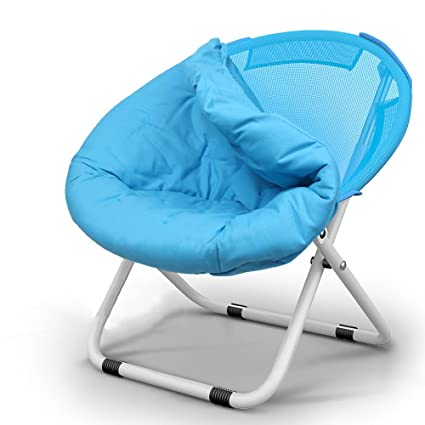 Silla plegable QFFL Creative Colorful Lounger Casual ...