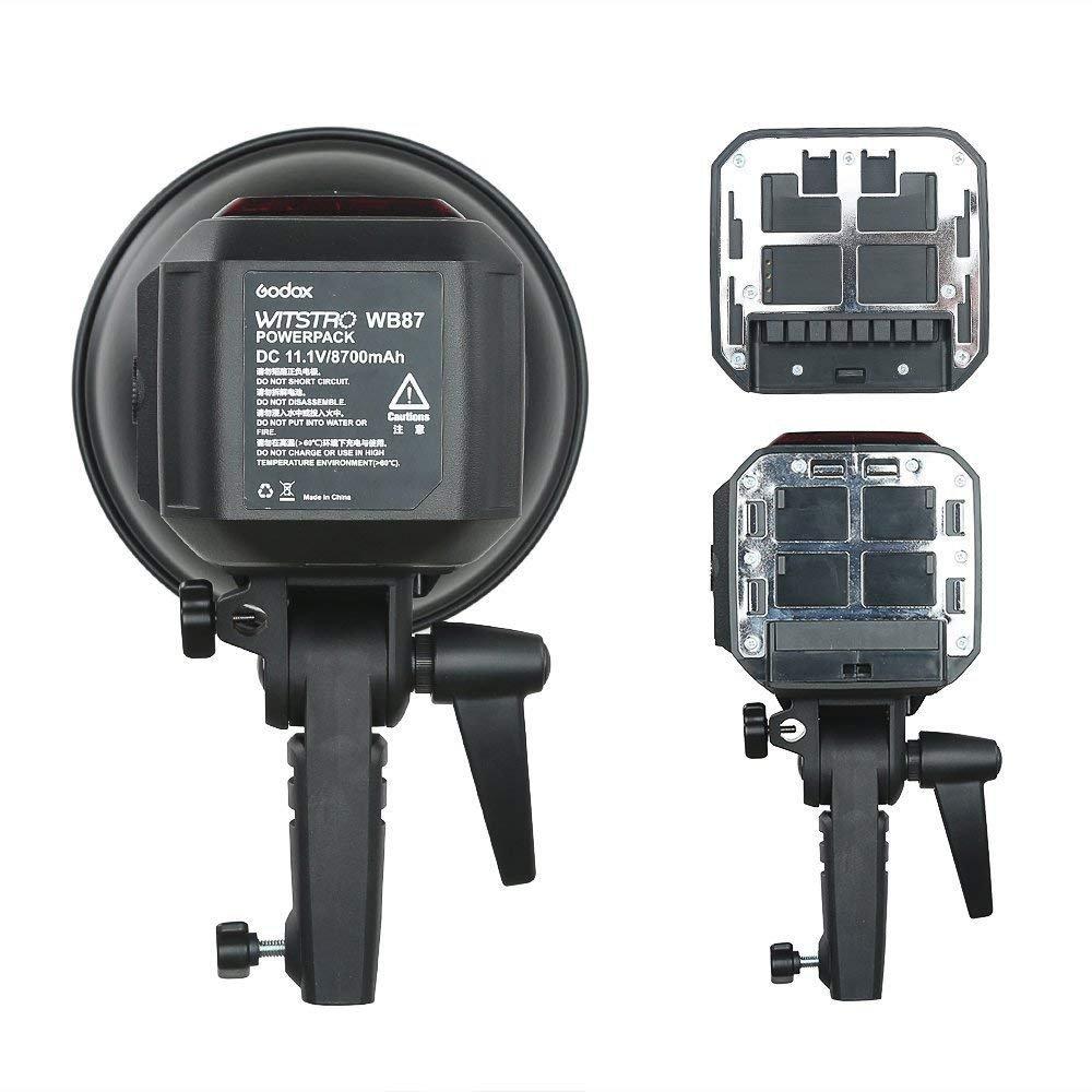 Godox AD600BM 600Ws GN87 HSS AD Sync 1/8000s 2.4G Wireless Flash Light Speedlite,Godox XPro-S 2.4G TTL Wireless Flash Trigger Compatible for Sony Camera by Godox (Image #7)
