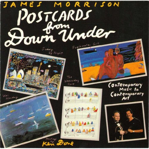 James Morrison: Postcards From Down (James Morrison Trumpet)