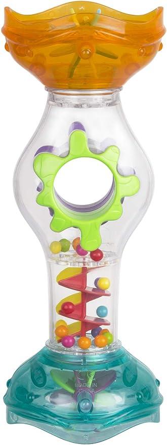 Oferta amazon: Playgro Juguete de baño impermeable, 3 Piezas, Juguete para el baño, A partir de 6 meses, Libres de BPA, Colorido, 40216