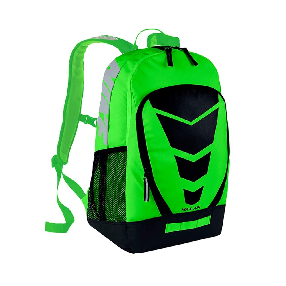 QP Super Personality Backpack/Men and Women Hiking Backpack/Outdoor Sports and Leisure Backpack/Youth Student Backpack (Color : B)