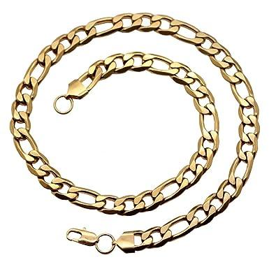 Bracelet homme couleur or