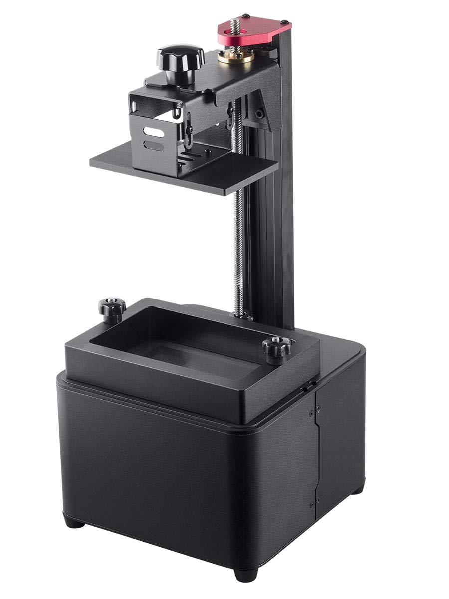 Monoprice Mini SLA - Impresora 3D de resina UV con área de ...