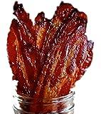 Brown Sugar Bacon Jerky Candied Bacon