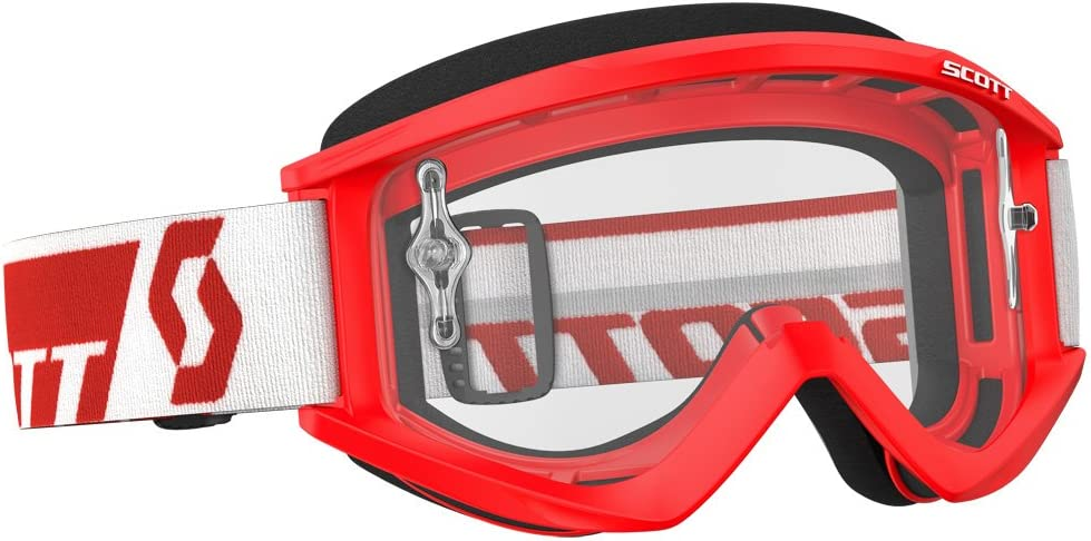 Scott Recoil Goggles Red